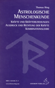 Mobile Preview: Astrologische Menschenkunde Bd.1-3